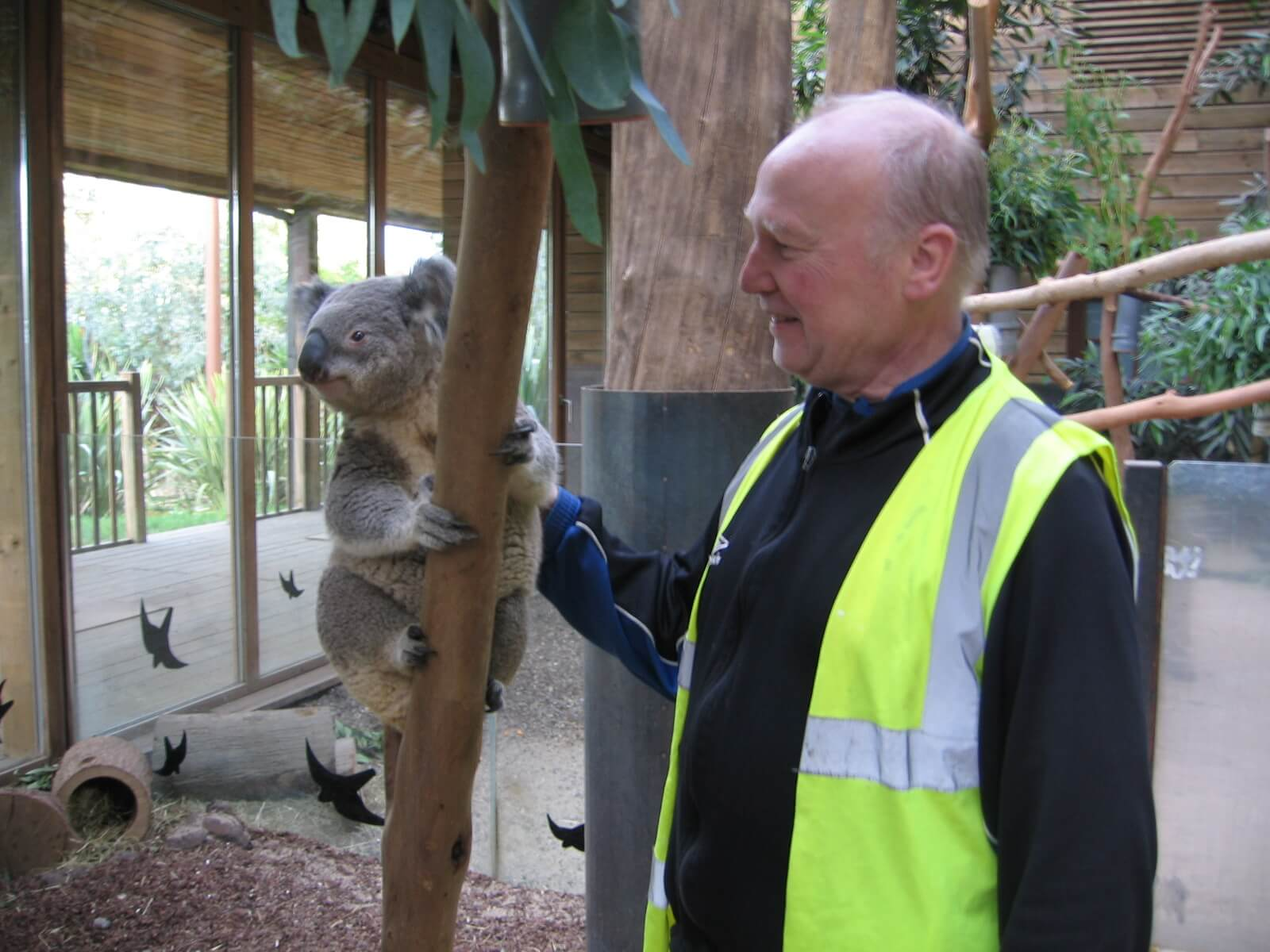 Graham-with-one-of-the-Koala-Bears-012